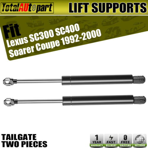 2 Left Right Front Hood Lift Supports Struts Shocks For Lexus SC300 92-00