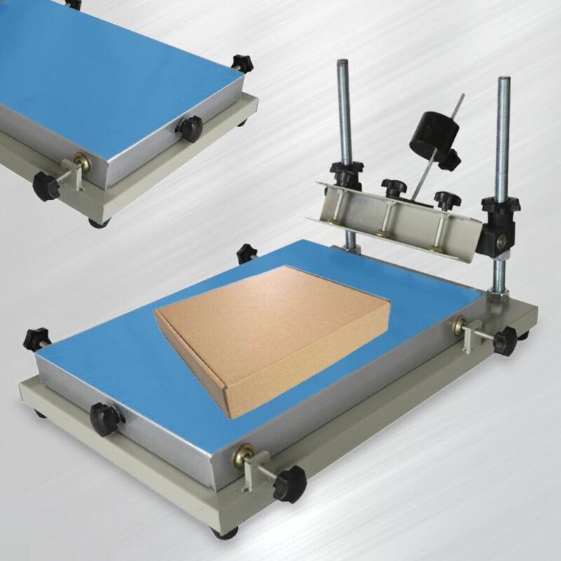 Manual Solder Paste Printer PCB SMT Stencil Printer S-Size 300x240mm Adjustable