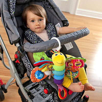 Butterfly Clip On Pram Stroller Pushchair Baby Child Hanging Toy Kids Pram Gifts