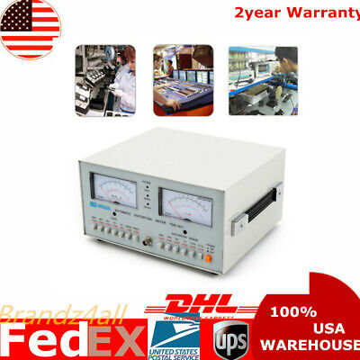 Automatic Distortion Tester Meter 0.01 - 30 Audio Detector Meter Tdm-1911 Us