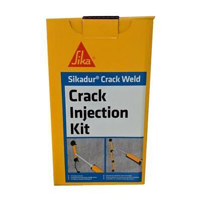 Concrete Repair Masonry Epoxy Caulking Sikadur Bond Crack Weld Injection Kit Nw