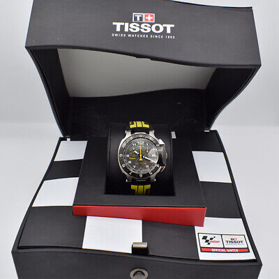 Tissot T-Race MotoGP 2012 Limited Edition | Box & Papers | T048.417.27.202.01