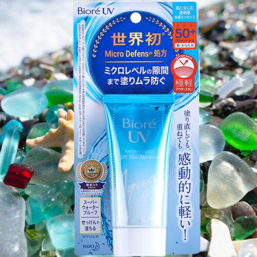 Kao Biore UV Aqua Rich Watery Essence Sunscreen Sweat proof SPF50+/PA++++ 50g