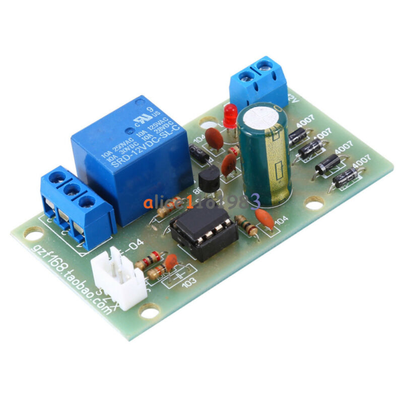Liquid Level Controller Sensor Module Water Level Detection Sensor Component