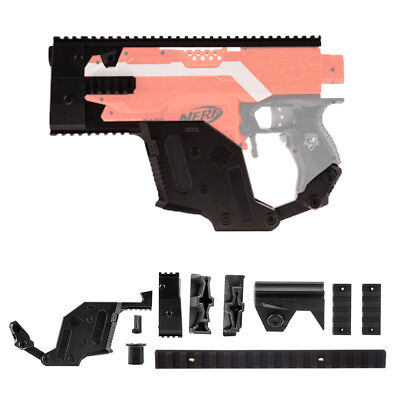 Worker Mod Kriss Vector Imitation Combo 5 items For Nerf Stryfe /Swordfish Toy