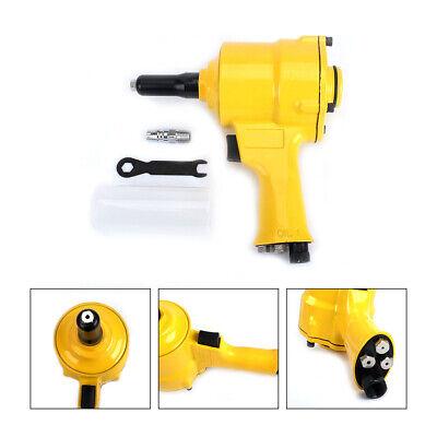 High Quality Air Hydraulic Rivet Riveter Pneumatic Industrial Nail Gun Tool