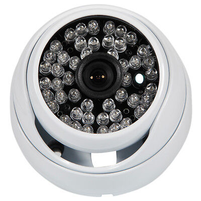 Wide angle 1300TVL HD Home Dome Surveillance CCTV Security Camera IR-Cut System