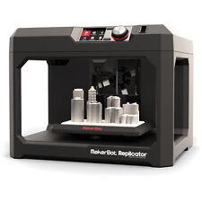 MakerBot Wireless Compact 100-Micron Rez Desktop 3D Replicator Printer MP05825
