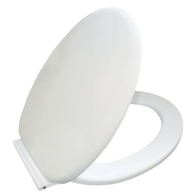 Fix-A-Loo Belmonte Deluxe Toilet Instate White, Soft Close, Anti Vandal *Aust Brand