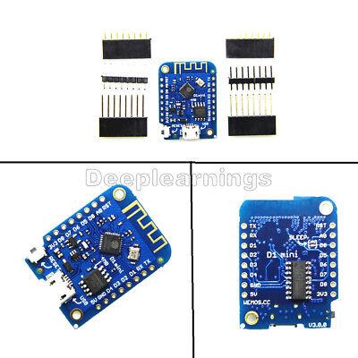 Wemos D1 Mini V3 0 0 Wifi Internet Of Things Esp8266 Ch340 4Mb Development Board