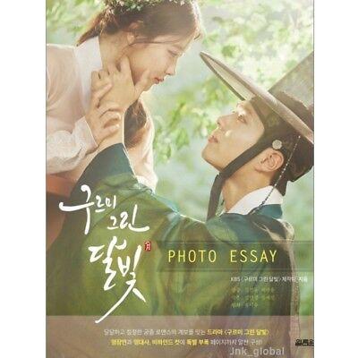 Moonlight Drawn by Clouds Photo Book korean Drama Park Bo Gum Kpop + Track
