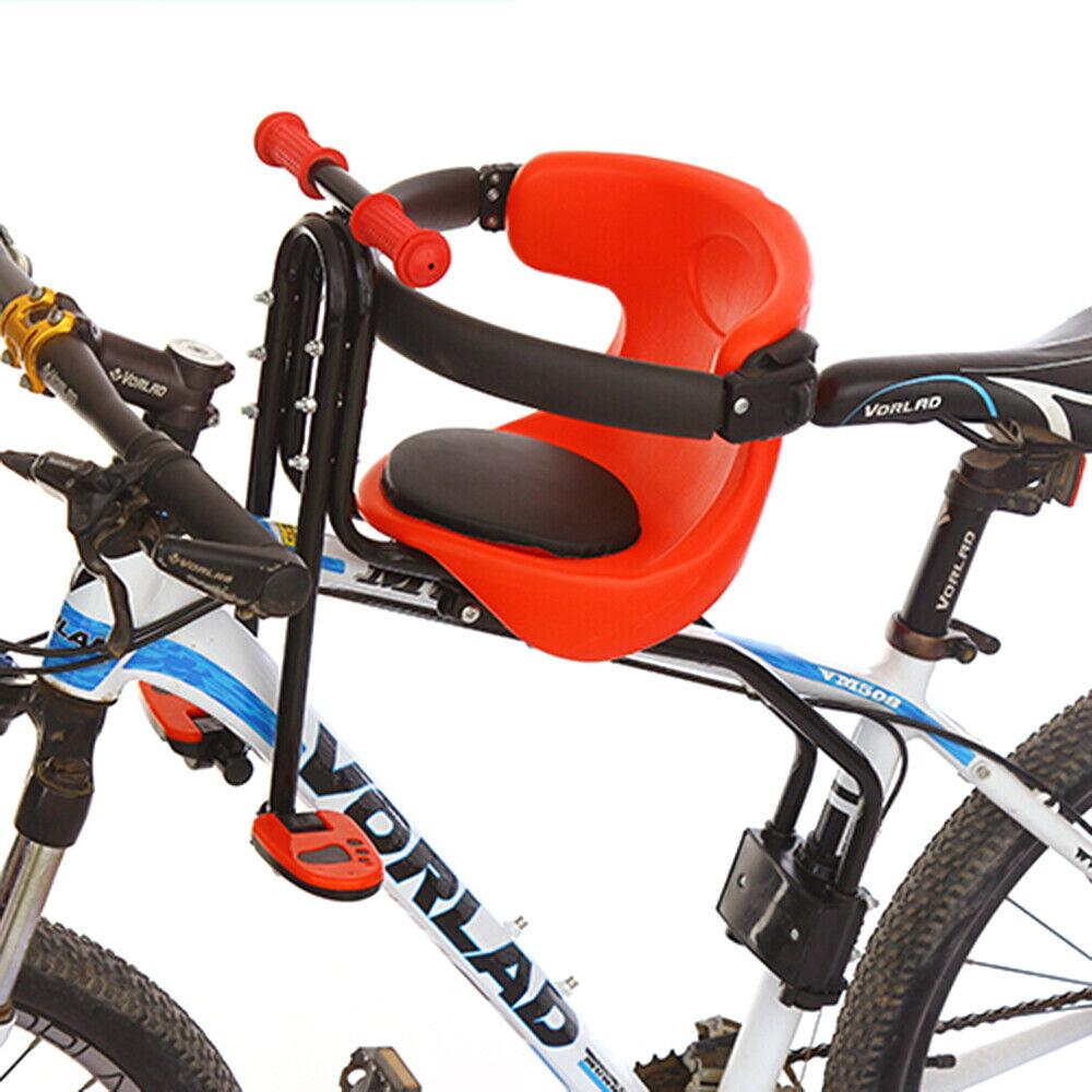 30kg kinderfahrradsitz fahrrad kindersitz fahrradsitz vorne halterung neu ebay. Black Bedroom Furniture Sets. Home Design Ideas