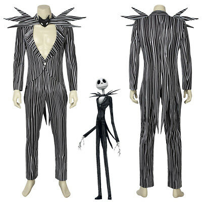 The Nightmare Before Christmas Jack Skellington Cosplay Costume - The Nightmare Before Christmas Kostüme
