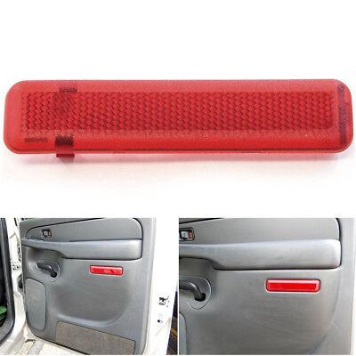 Best Rear Right Trim Panel Door Reflector For GMC Cheverlet Avalanche 1500-3500 Door Trim Panel Reflector