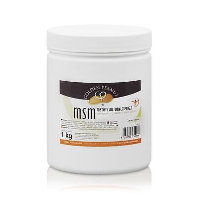 MSM Pulver 1 kg Dosel Methylsulfonylmethan organischer Schwefel