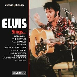 ELVIS PRESLEY ELVIS SINGS CD NEW