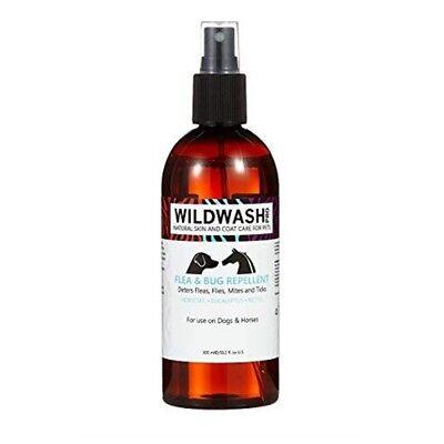 Wildwash Pro Flea And Bug Repellent - 300ml