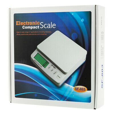 Sf-803 30kg1g Portable Digital Postal Shipping Scale Lcd Display Kitchen Supply