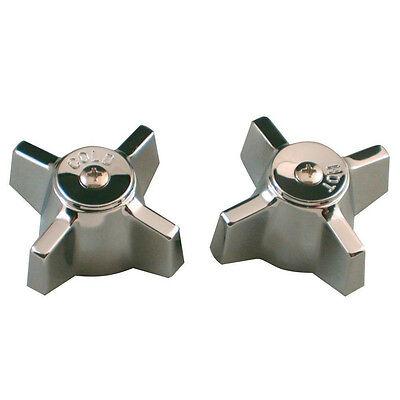Danco Metal Chrome Tub/Shower Handles for Sterling -