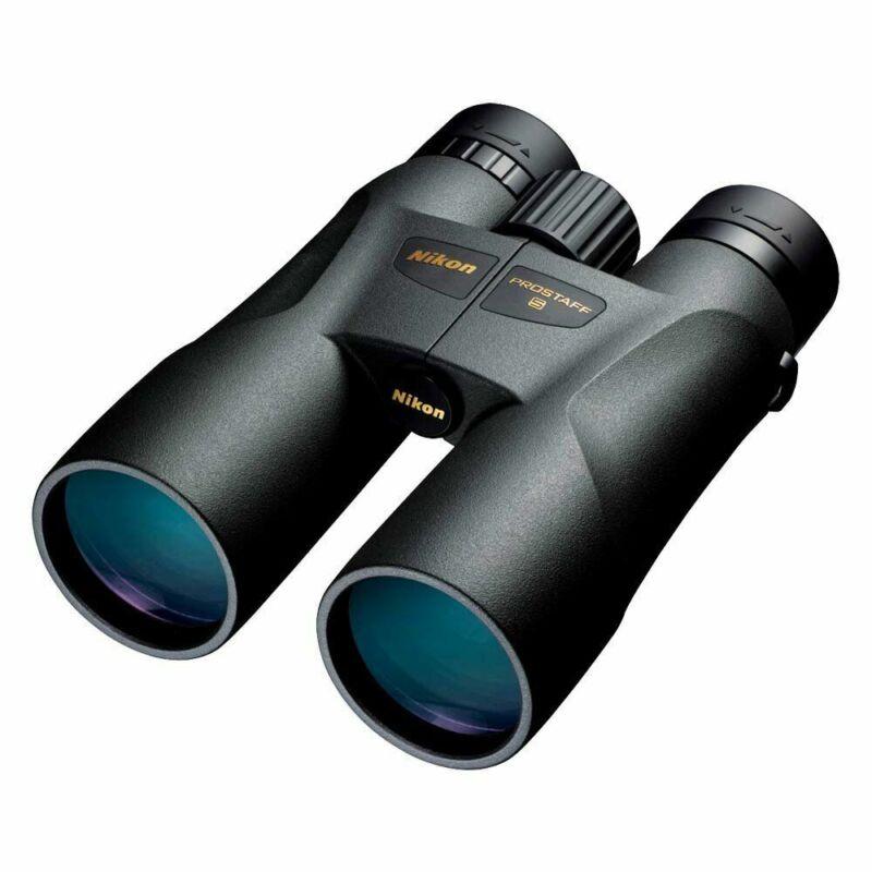 Nikon Prostaff 5 10x50 Binoculars Multilayer Coating Optics - 7572