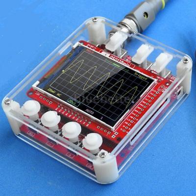 Jye Tech Dso138 Mini Digital Oscilloscope Diy Kit Smd Parts 1msas 0-200khz R2c8