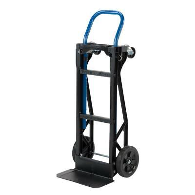 Lightweight Convertible Hand Truck Dolly Cart Trolley Moving 400 Lb. Capacity