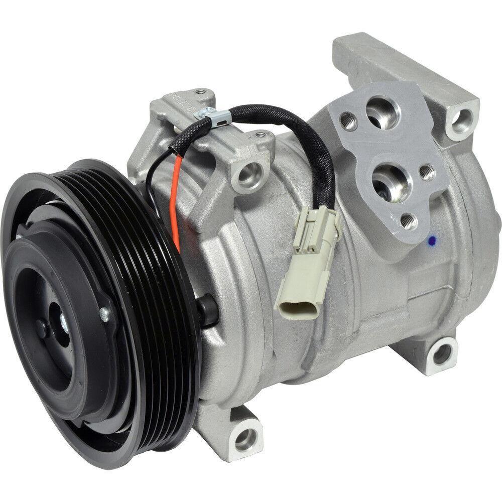 NEW A//C Compressor-10S17C Compressor fits 2007-2008 Chrysler Pacifica 3.8L-V6