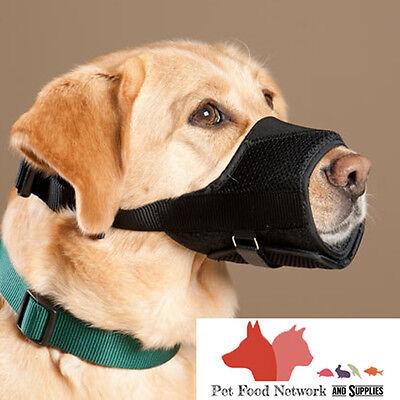 Coastal Pet Best Fit Adjustable Comfort Muzzle Free - Coastal Comfort Muzzle