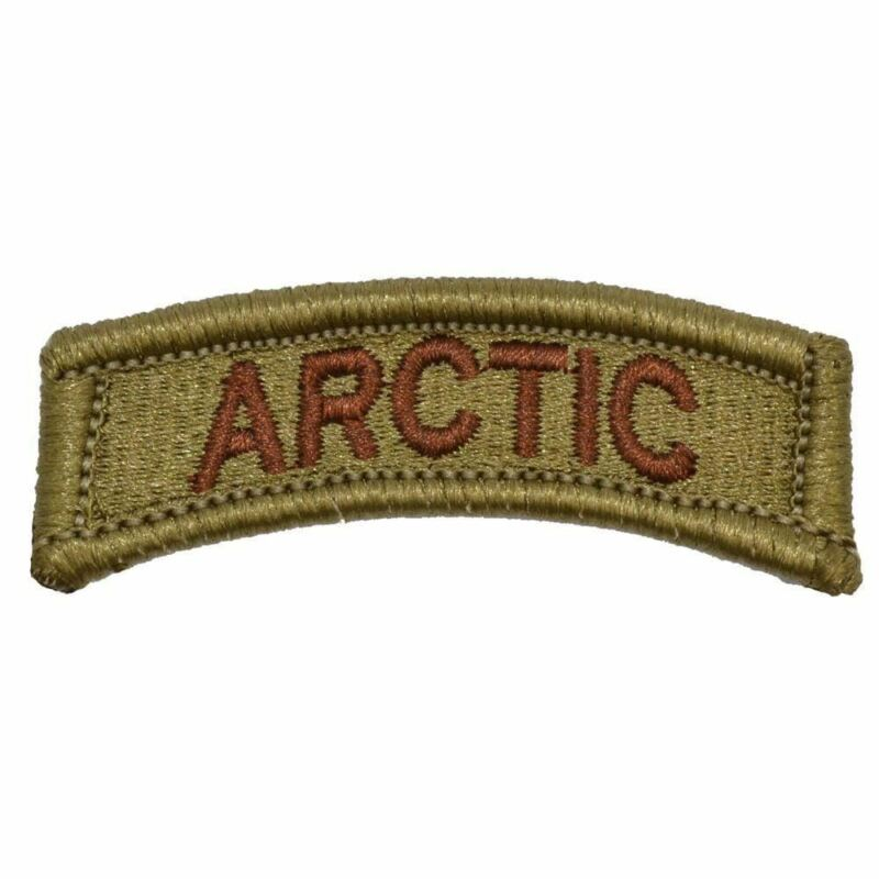 Arctic Tab Patch - USAF OCP/Scorpion