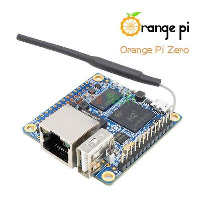 Compatible Pc Desktop Computer (Orange Pi Zero PC Compatible Android Ubuntu 512MB H2 WiFi SBC Replace Raspberry )