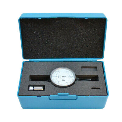 Swiss Type Vertical Dial Test Indicator .0005 Graduation 0-0.060 Dovetail