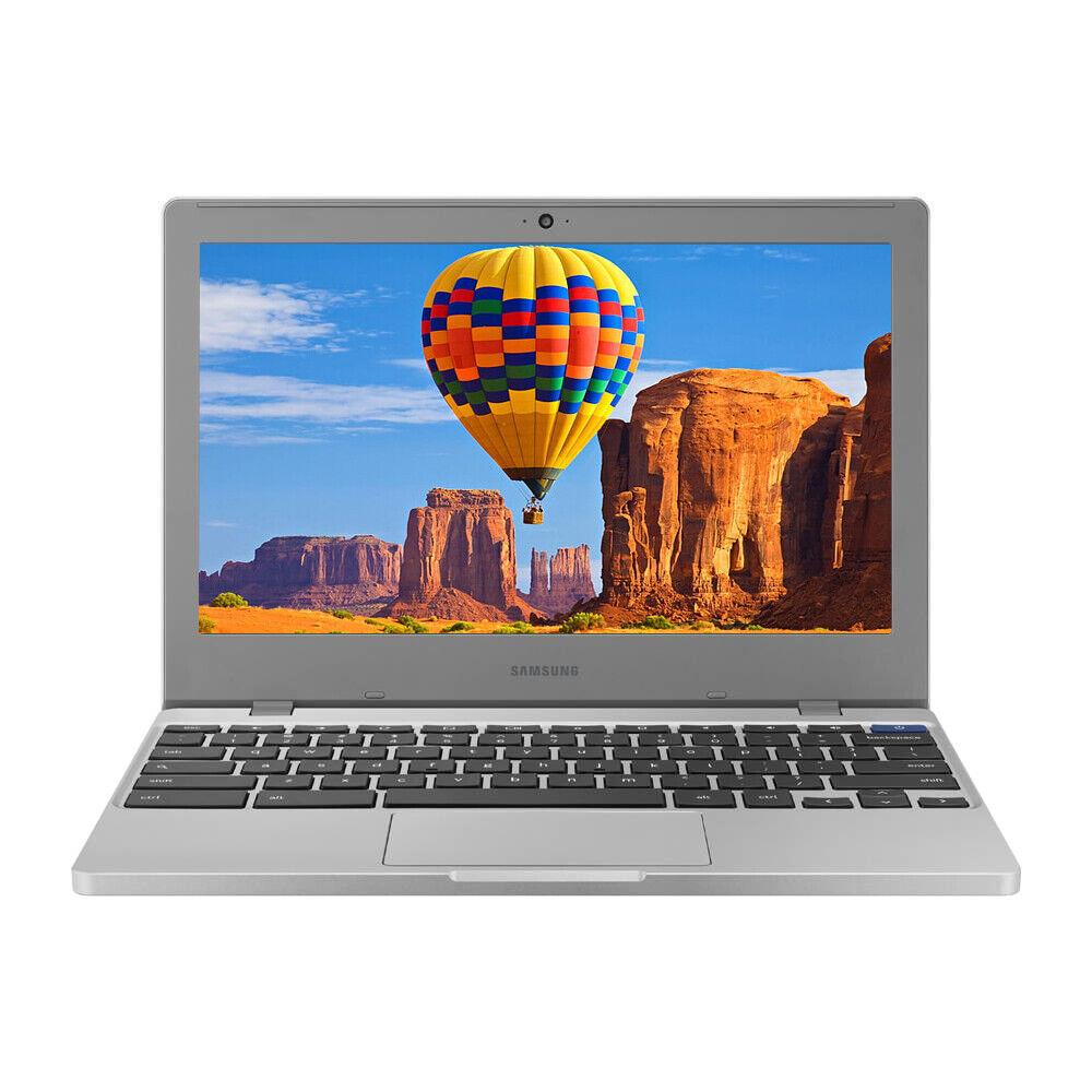 """NEW Samsung Chromebook 4 11.6"""" HD Intel Celeron 32GB eMMC 4GB RAM"""
