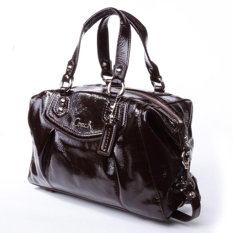 coach satchel bag outlet  coach f20460 ashley patent