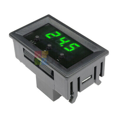 Dc 12v W1209 Digital Led Thermostat Temperature Controller Switch W Ntc Sensor