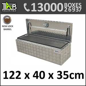 Aluminium Top Toolbox Truck Ute Trailer Camper Caravan 1243 Brisbane City Brisbane North West Preview