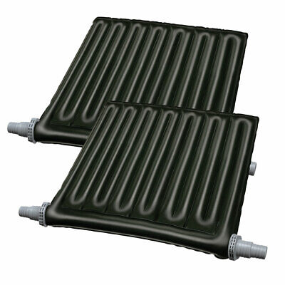 SolarPRO XB2 Pool Heater for Small Above Ground Pools (2 Pack)