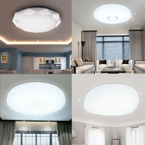 12W LED Deckenleuchte Farbwechsel Wohnzimmer Deckenlampe Badlampe IP44 Küchen