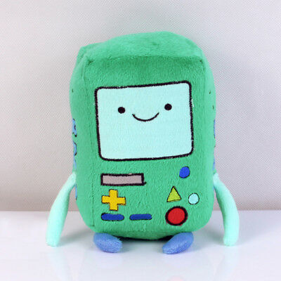Adventure Time Plush Doll Beemo 8  Bmo Soft Plush Doll Great Gift Ship From Ny