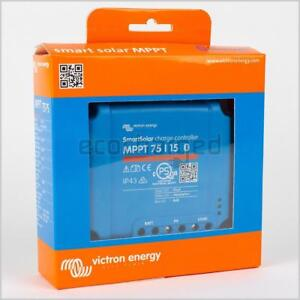 Victron Energy SmartSolar MPPT 75/15 Solar Charge Controller (FREE SHIPPING!)