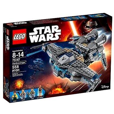 LEGO Star Wars STARSCAVENGER Building Set #75147 (Brand New)
