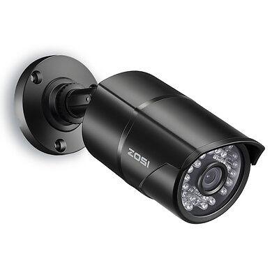 ZOSI 960H 1000TVL 3.6mm 100ft IR Cut Outdoor Day Night CCTV Bullet SecuritCamera