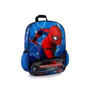 Marvel Core Kids Backpack - 15 Inch School Bag for Boys [Spiderman]