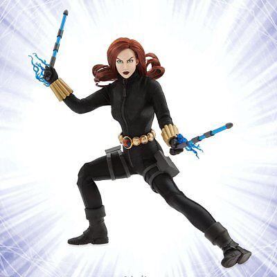 Marvel Ultimate Series Black Widow Premium Action Figure - 10 Inch High