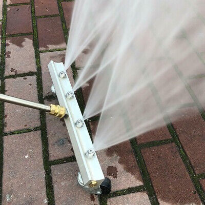 Pressure Power Washer Undercarriage Under Car Cleaner 14 4000 Psi Water Broom