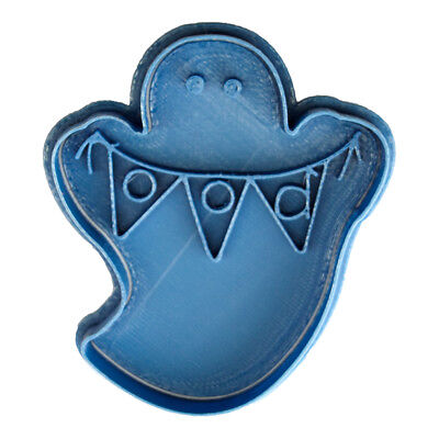 Cortadores De Galletas Halloween (Cuticuter Halloween Ghost Cookie Cutter Fantasma Cortador de Galletas)