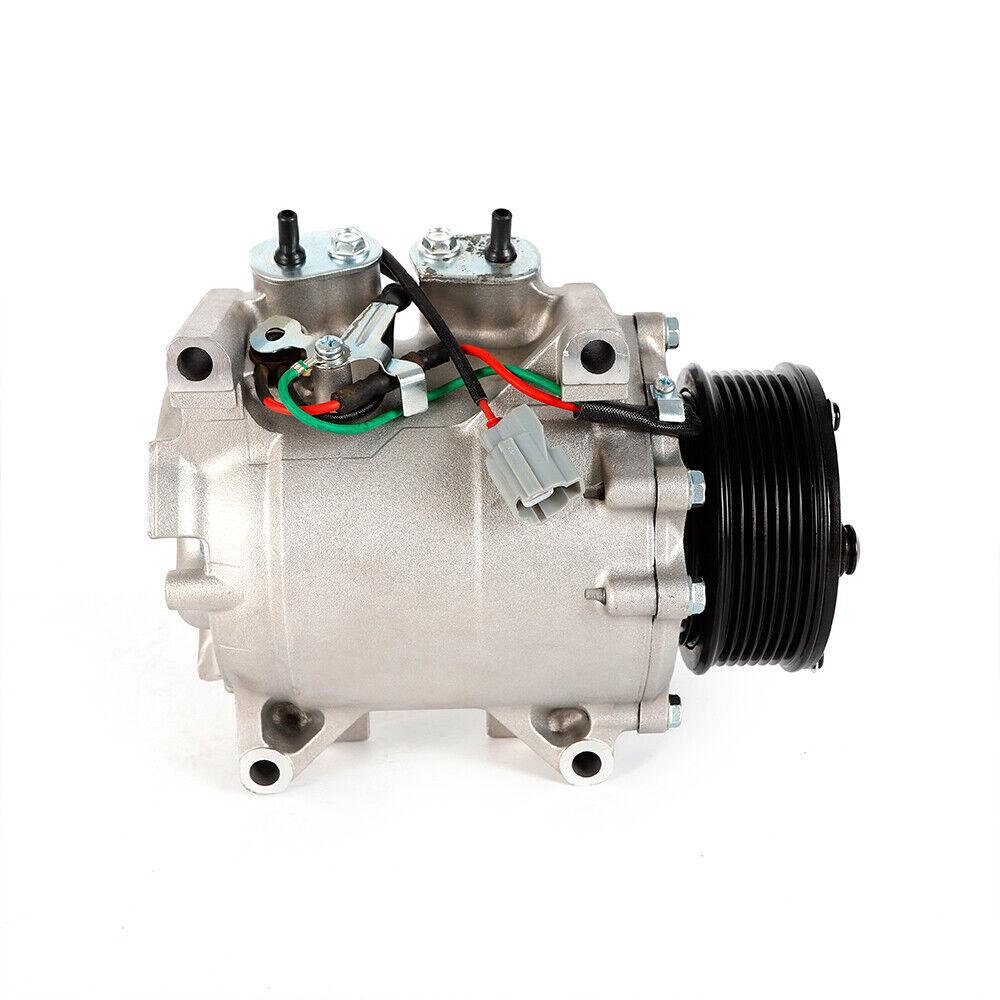 A//C Compressor-New Global 6511495 fits 02-06 Honda CR-V 2.4L-L4