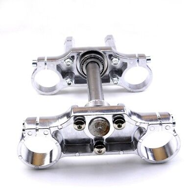 45mm 48mm Triple Tree Clamp for 70CC 110CC 125CC Pit Bike Upside Down Front (Fork Triple Clamp Tree)