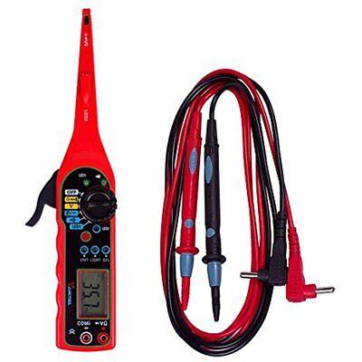 Auto Circuit Tester Ms8211 Multimeter Lamp Car Repair Automotive Electrical