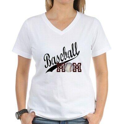 CafePress Baseball Mom Women