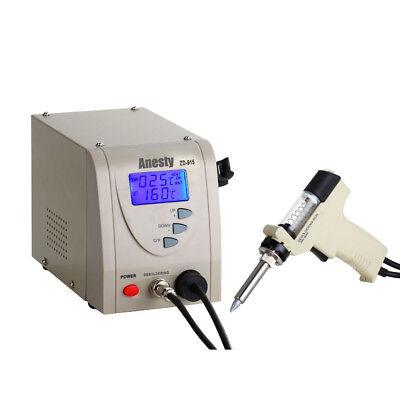 Regelbare digitale Entlötstation Entlötkolben Entlötpumpe ZD-915 Vakuumpumpe